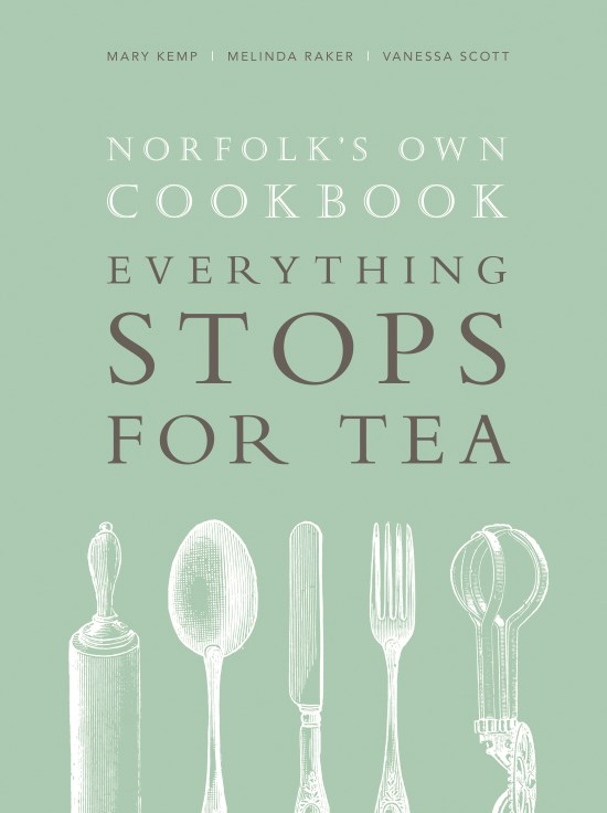 Norfolk's Own Cook Book – released 18th June 2015