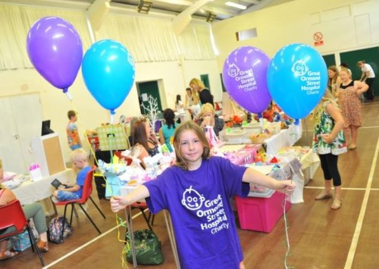 Emily Bubb – GOSH fundraiser
