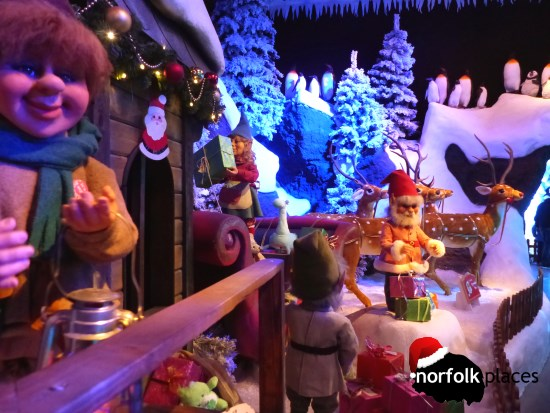 Santa's Magical Journey – revisited