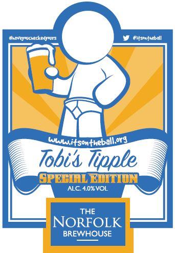 Local ale hopes to prove a life saver