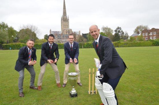 Cricket at the Close