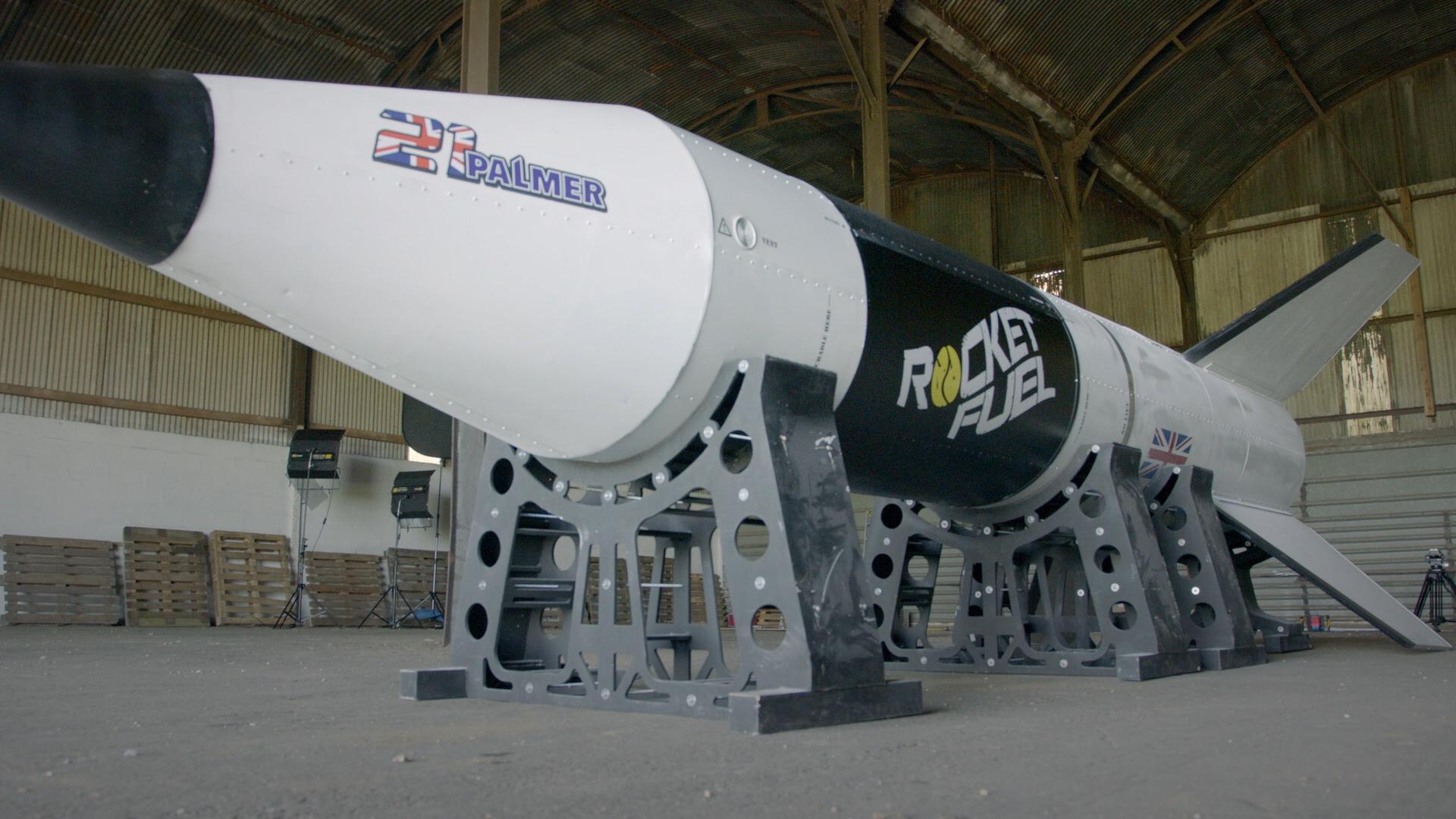 Norfolk's Rocket Man