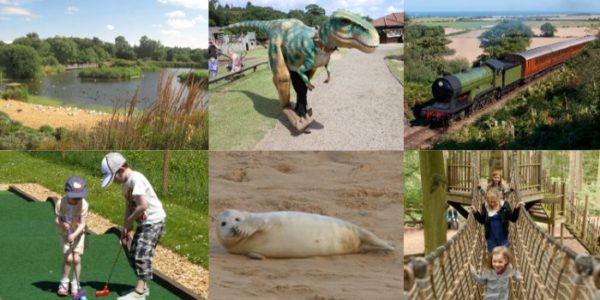 Places to Visit for Days Out in Norfolk