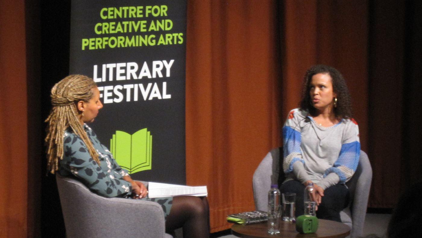 Jesmyn Ward @ UEA Spring Literary Festival 2018