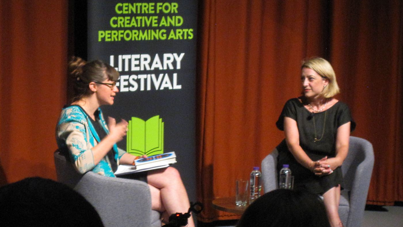 Christie Watson @ UEA Literary Festival