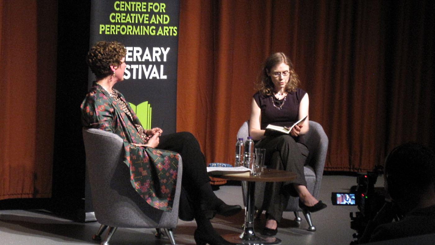 Madeline Miller @ UEA Literary Festival