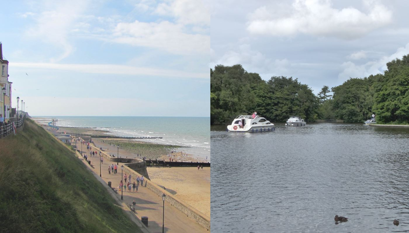 Two reasons to visit Norfolk