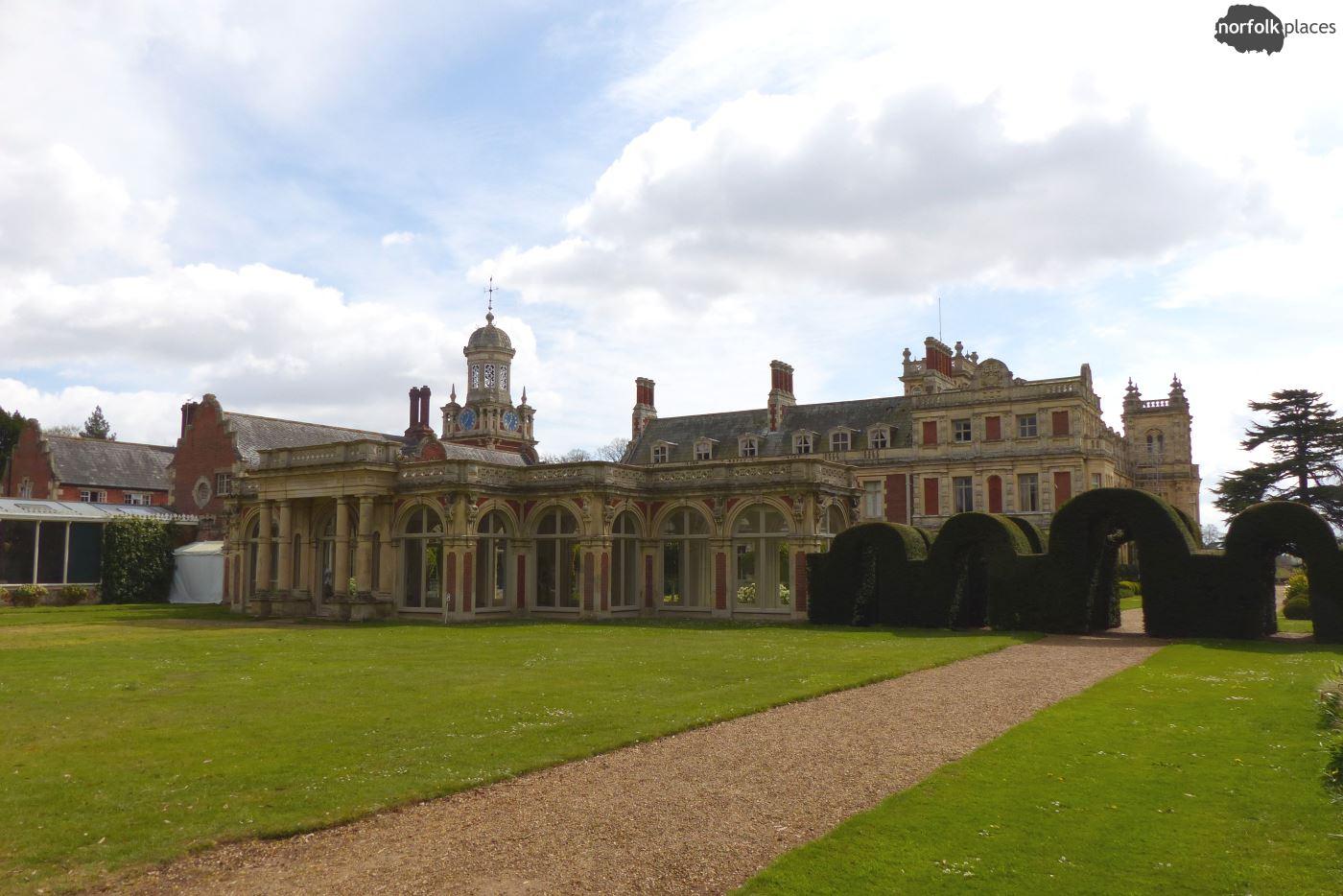 Somerleyton Hall – more photos