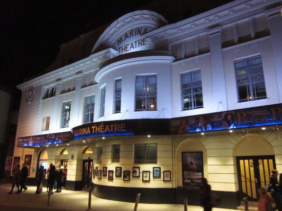 Peter Pan at Marina Theatre Lowestoft pghoto credit Daniel Bardsley