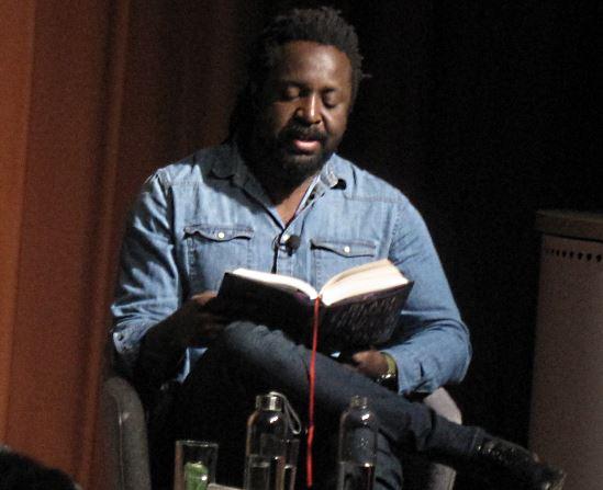 Marlon James at UEA Literary Festival