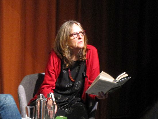 Tessa Hadley at UEA Literary Festival