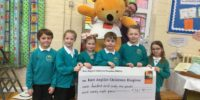 Norfolk Schoolchildren Fundraising For EACH
