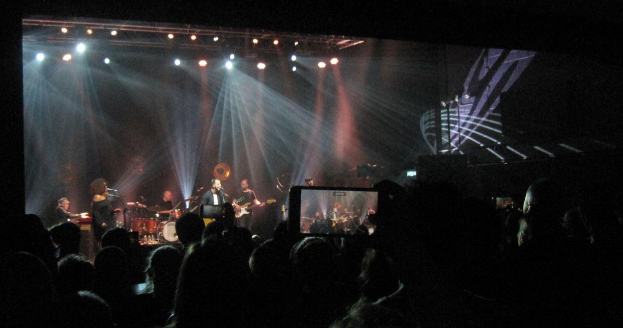 James Morrison concert @ UEA LCR